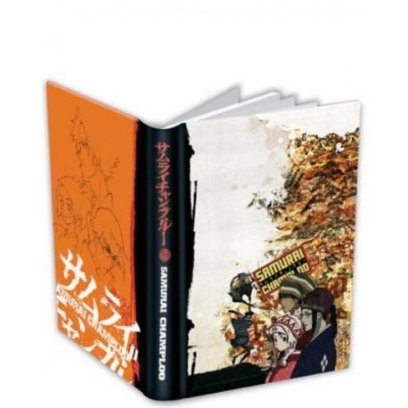 Samurai Champloo Libreta 14 x 22 cm