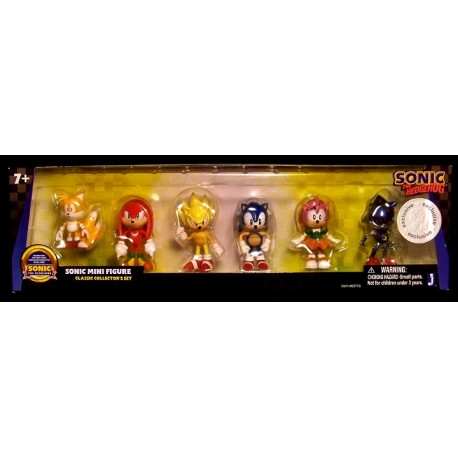 Sonic - Classic Collector Set