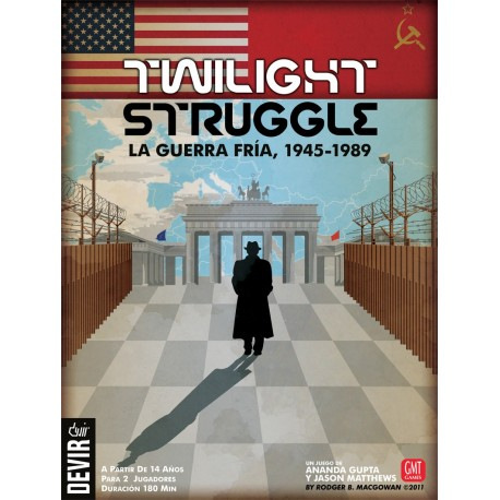 Twilight Struggle - LA GUERRA FRIA 1945-1989
