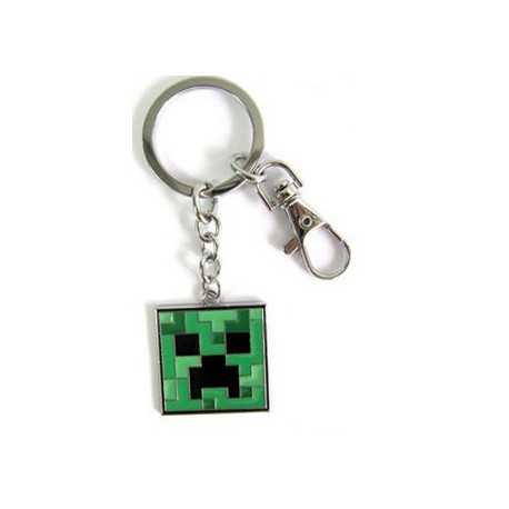 Llavero Minecraft Creeper V1