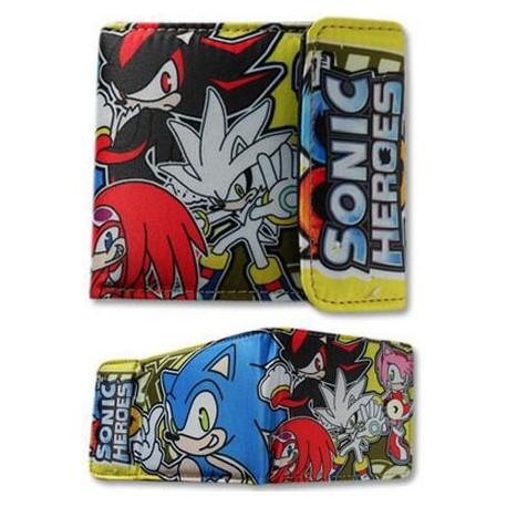 Sonic Cartera Personajes