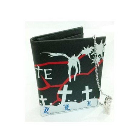 Death Note - Cartera + Colgante Ryuk