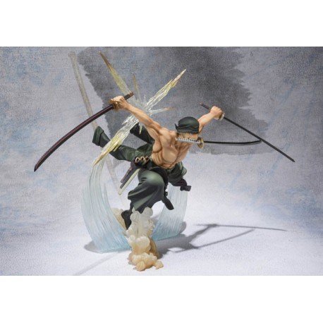 Roronoa Zoro Battle Version Figuarts Zero