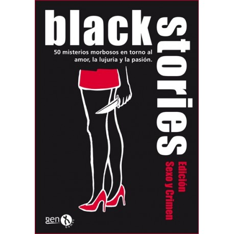 Black Stories : Edición sexo y crimen