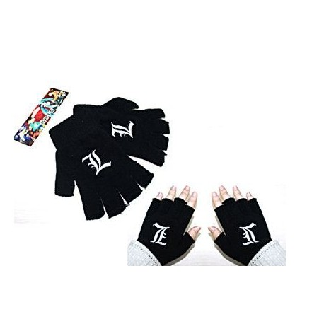 Death Note - Guantes L