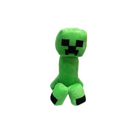 Minecraft - Peluche Creeper