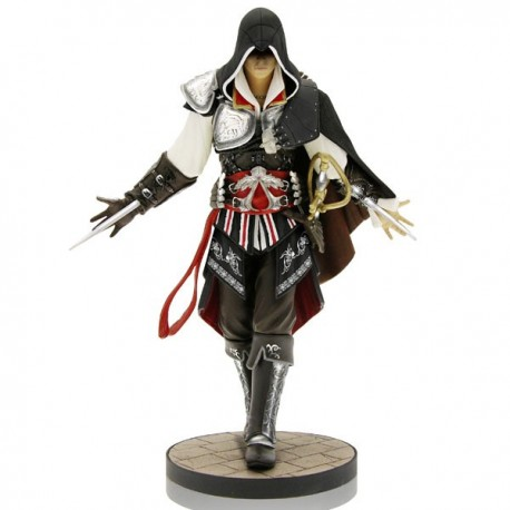 Assassin'S Creed II: Ezio Auditore Black Edition Figura