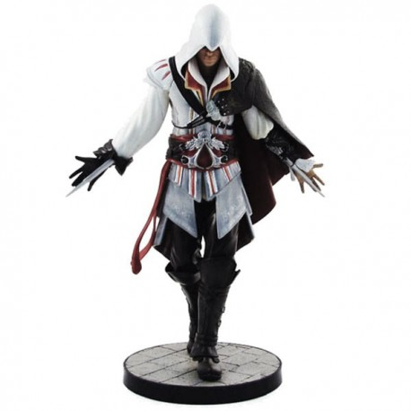Assassin'S Creed II: Ezio Blanco Estatua