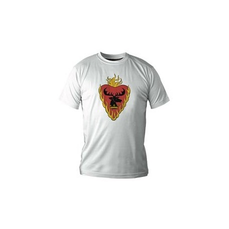 (NEX) STANNIS CAMISETA BLANCA CHICO T-S GAME OF THRONES