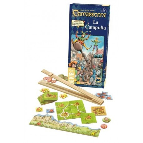 Carcassonne Exp. La Catapulta