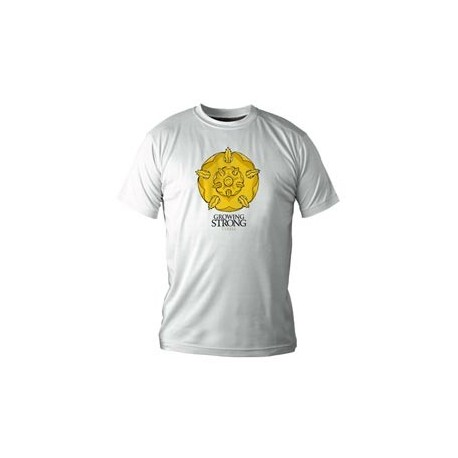 (NEX) TYRELL CAMISETA BLANCA CHICO T-L GAME OF THRONES