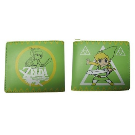 Cartera Billetero Zelda Minish Cup