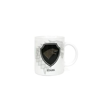 (NEX) ESCUDO STARK TAZA CERAMICA GAME OF THRONES