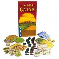 CATAN Exp. 6 Jugadores