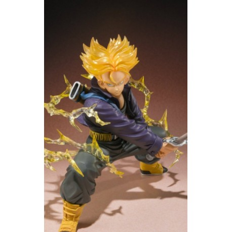 Dragon Ball - Super Saiyan Trunks Figuarts Zero