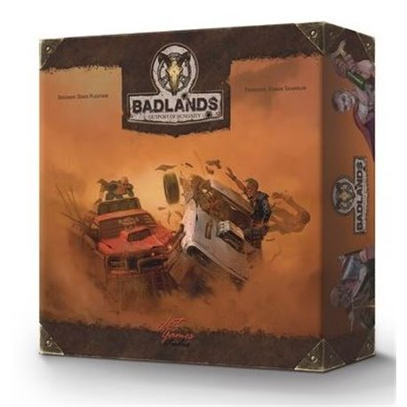 BADLANDS DELUXE EDITION