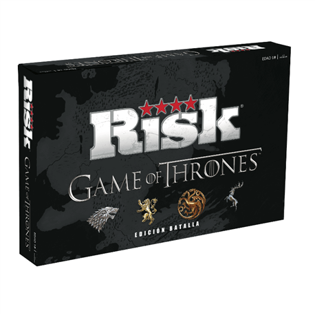 Risk Game of Thrones Edición Batalla