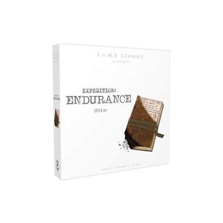 T.I.M.E. Stories Expedición Endurance