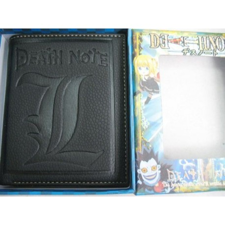 Death Note - Cartera Polipiel V2