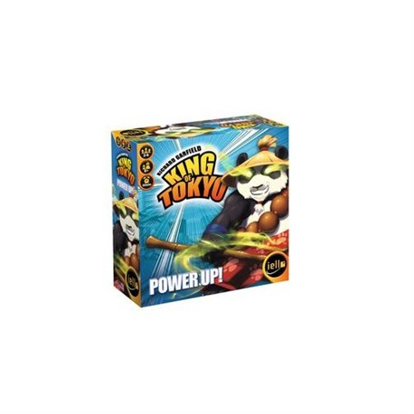 King of Tokyo exp. Power Up!