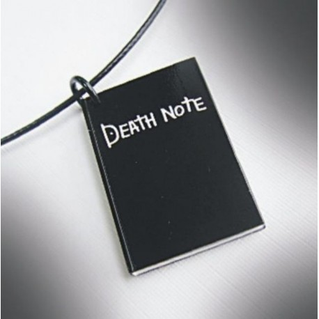 Death Note - Colgante Diario