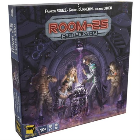 Room-25 exp. Escape Room