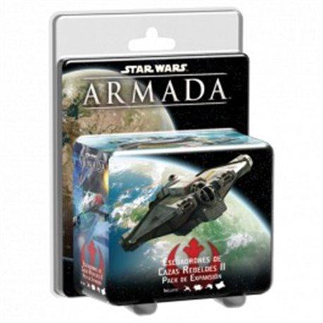 Star Wars Armada exp. Escuadrones de Cazas Rebeldes II