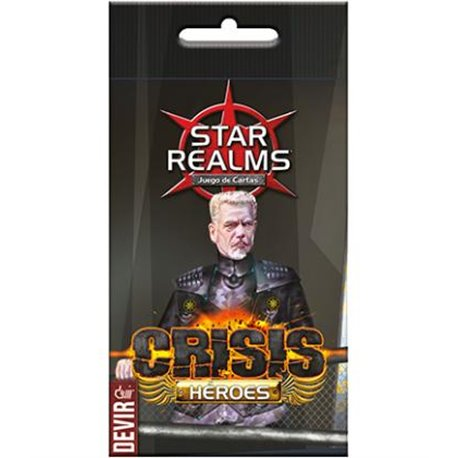 Star Realms Crisis Héroes