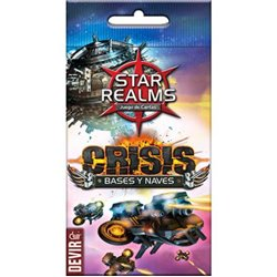 Star Realms Crisis Bases y Naves
