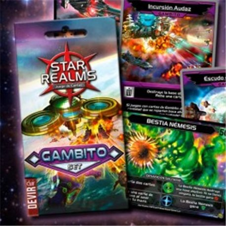 Star Realms Gambito
