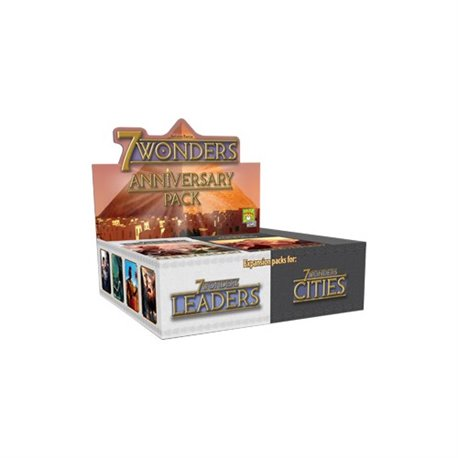 7 Wonders Cities sobre