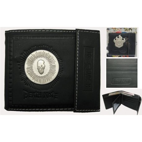 Death Note Cartera Polipiel