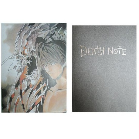 Death Note Diario XL + Poster