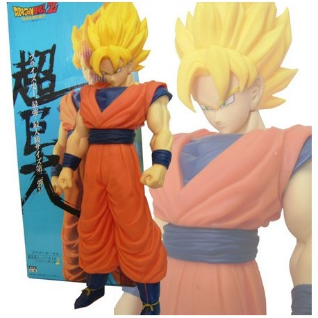 Dragon Ball - Banpresto Super Saiyan Son Gokou 35cm