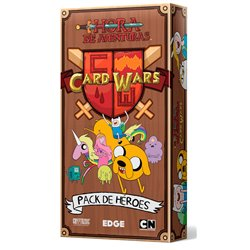 Card Wars: Pack de Héroes