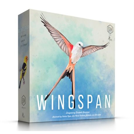 WINGSPAN (RESERVA, DISPONIBLE 11 DE ABRIL)