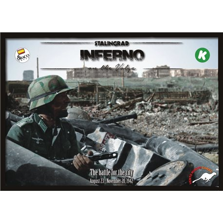 Stalingrad: Inferno on The Volga (Ed. KickStarter)