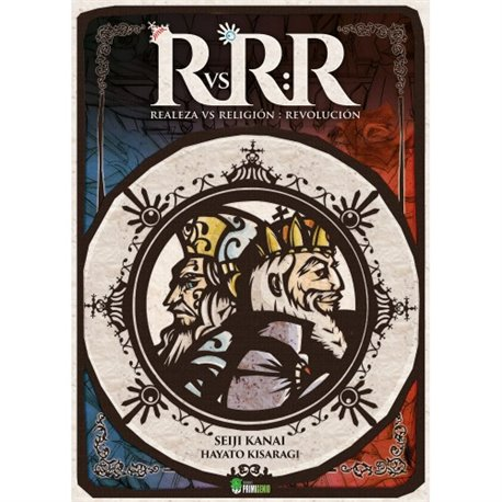 RRR REALEZA VS RELIGION: REVOLUCION