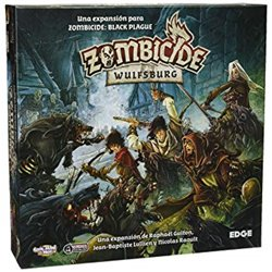 Zombicide Black Plague : WULFSBURG