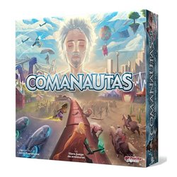 COMANAUTAS (DISPONIBLE EL 19 DE JULIO)