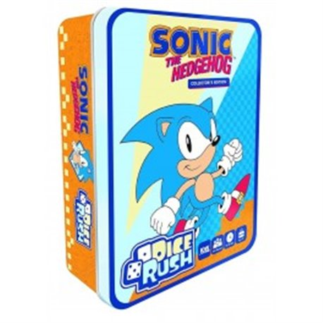 SONIC THE HEDGEHOG DICE RUSH