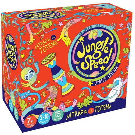 Jungle Speed (Edición Limitada de Eduardo Bertone)