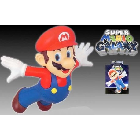 Figura Super Mario Galaxy DX Sofubi