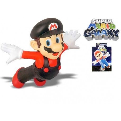 Figura Super Mario Galaxy DX Sofubi 2