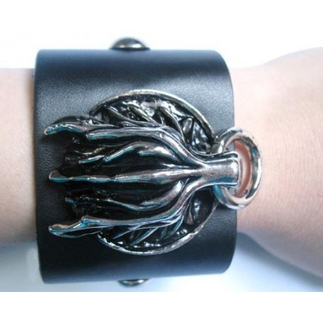 Final Fantasy - Brazalete de piel Cloud