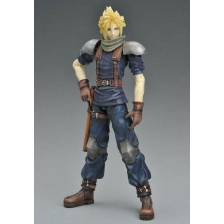 Final Fantasy - Cloud Play Arts Crisis Core