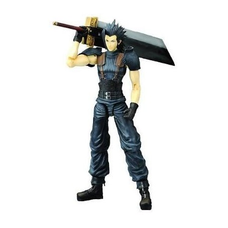 Final Fantasy - Figura Zack Fair Crisis Core