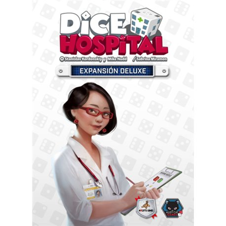 DICE HOSPITAL: EXPANSION DELUXE