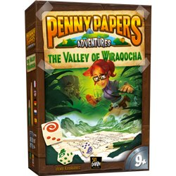 PENNY PAPERS: EL VALLE DE WIRAQOCHA