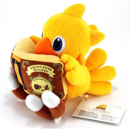 Final Fantasy - Peluche Chocobo Tales